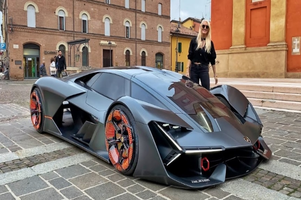 10 Most Anticipated Futuristic Cars That You Must See